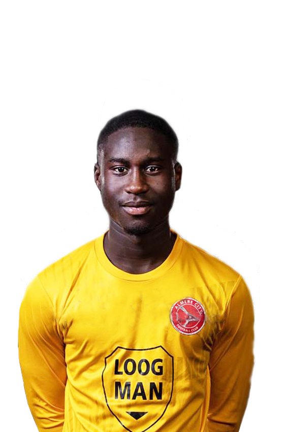 Voetballer Zaakwaarnemer Mellow Yellow Sports Magdiel Agyei Adomako